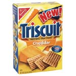 Cheddar Triscuits